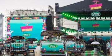 Amazing Thailand TUK TUK Festival Powered by Chang Music Connection